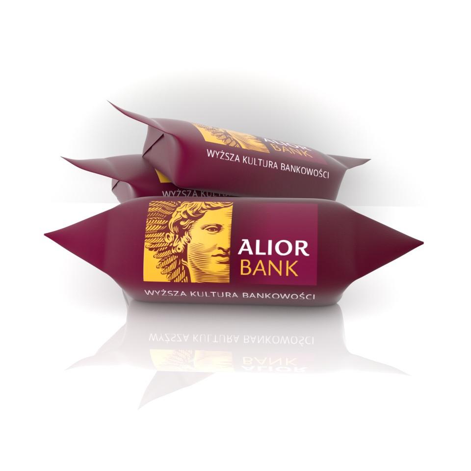 krówki reklamowe Alior Bank