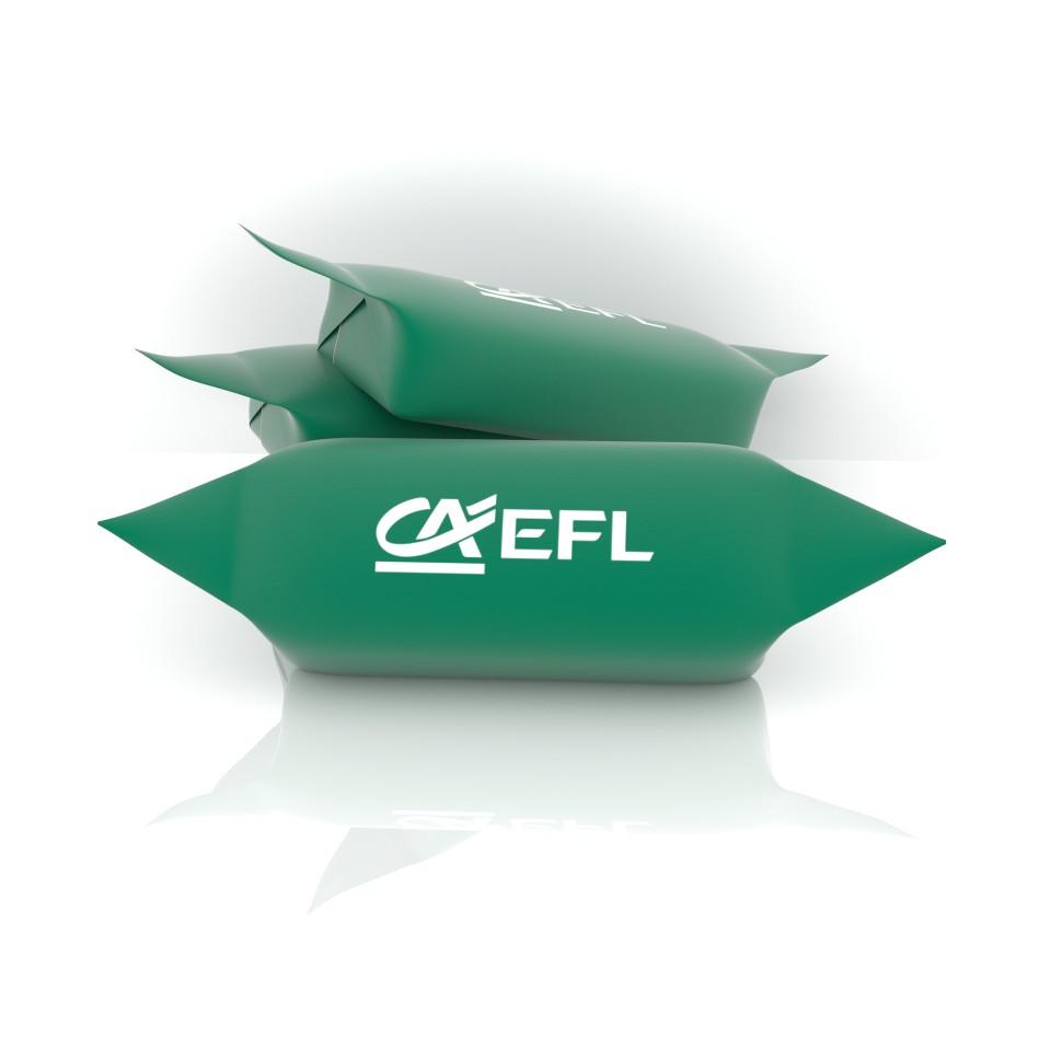 Krówka reklamowa z logo Caefl