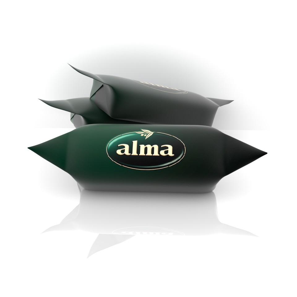 Krówki reklamowe Alma