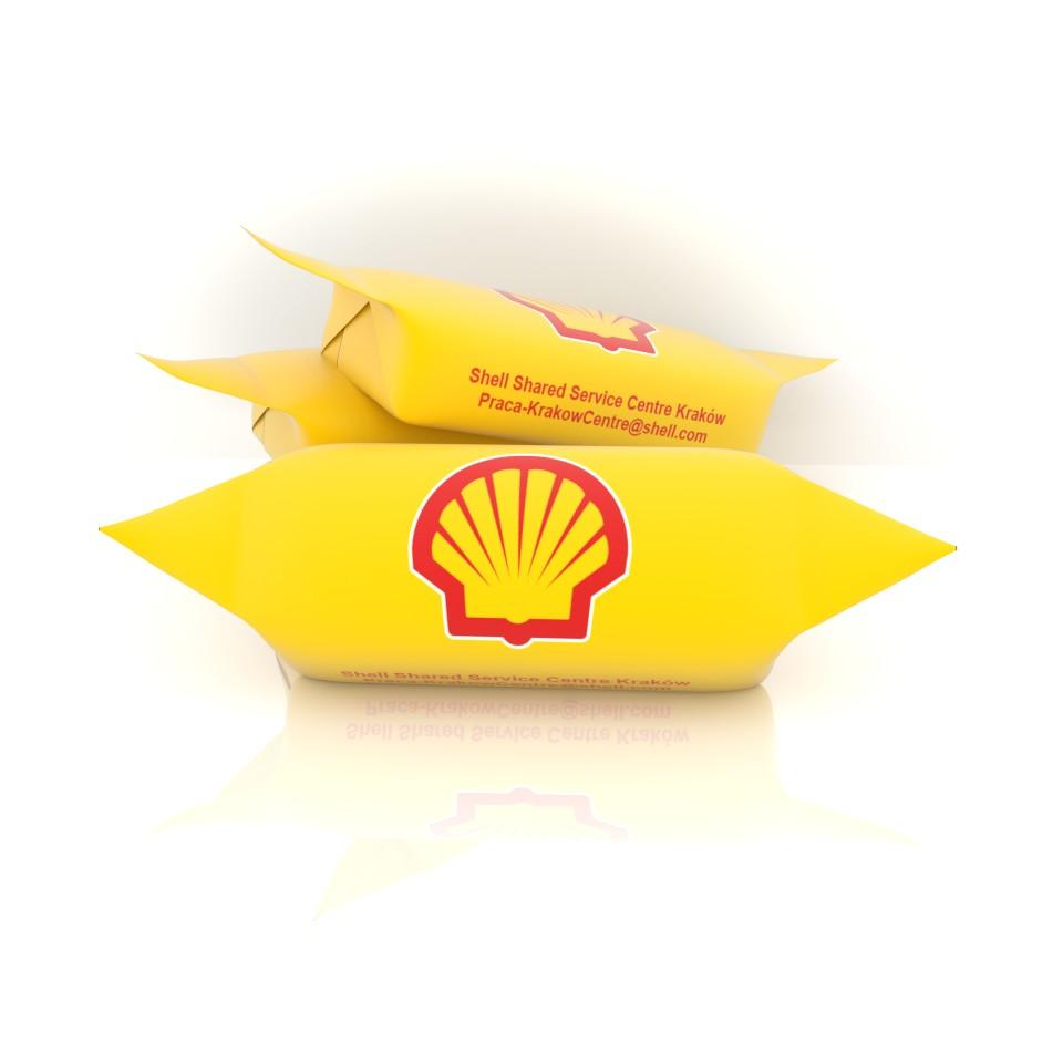 Krówka reklamowa Shell