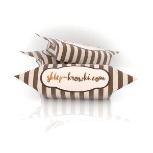 krówka reklamowa z logo sklep-krowki.com