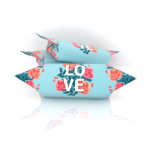 modern LOVE - walentynkowa krówka