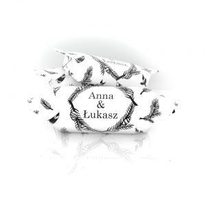 Krówki na wesele Anny i Łukasza
