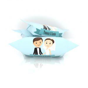 Ślubne krówki Kasi i Tomasza