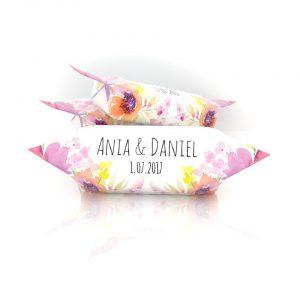 Ania i Daniel - krówki na Wesele
