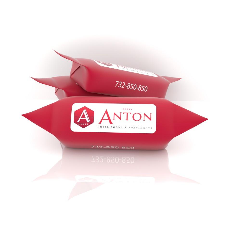 Krówki reklamowe ANTON