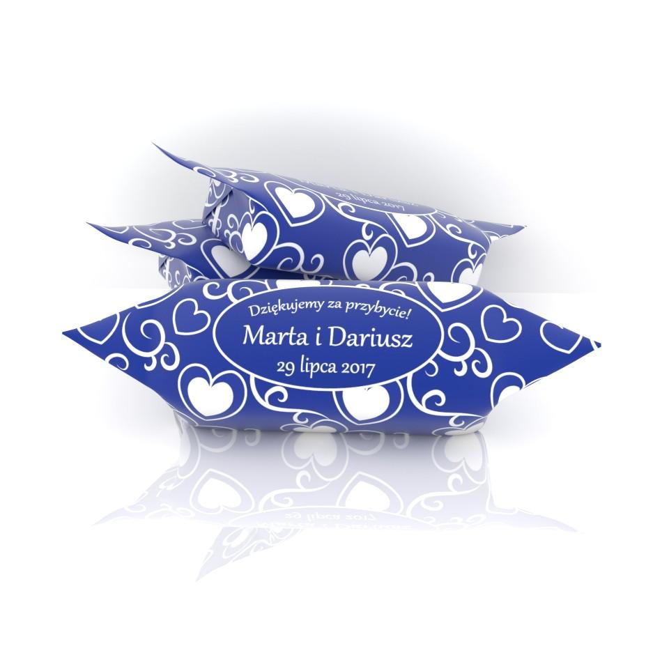 Niebieska Krówka Ślubna - Marta i Dariusz