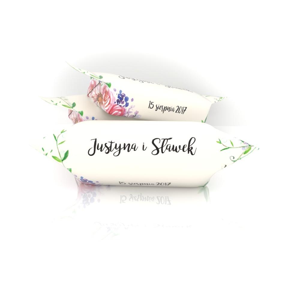 Piękne Krówki weselne Justyny i Sławka