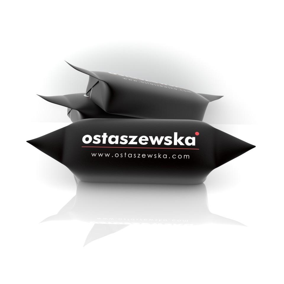 Reklamowa Krówka firmowa OSTASZEWSKA
