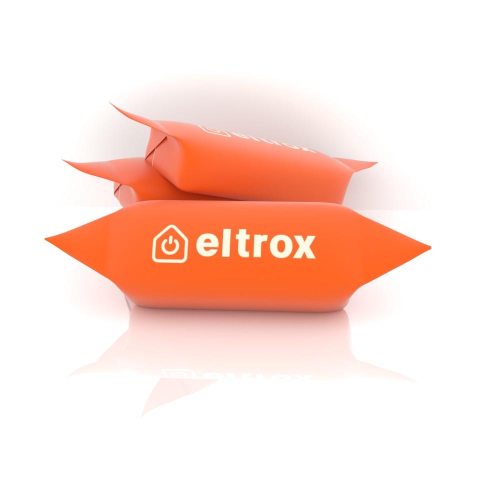 Eltrox - krówki reklamowe
