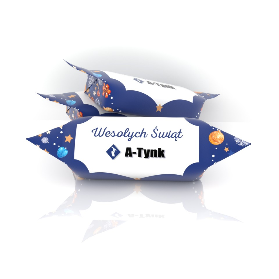 Krówki świąteczne - A-TYNK