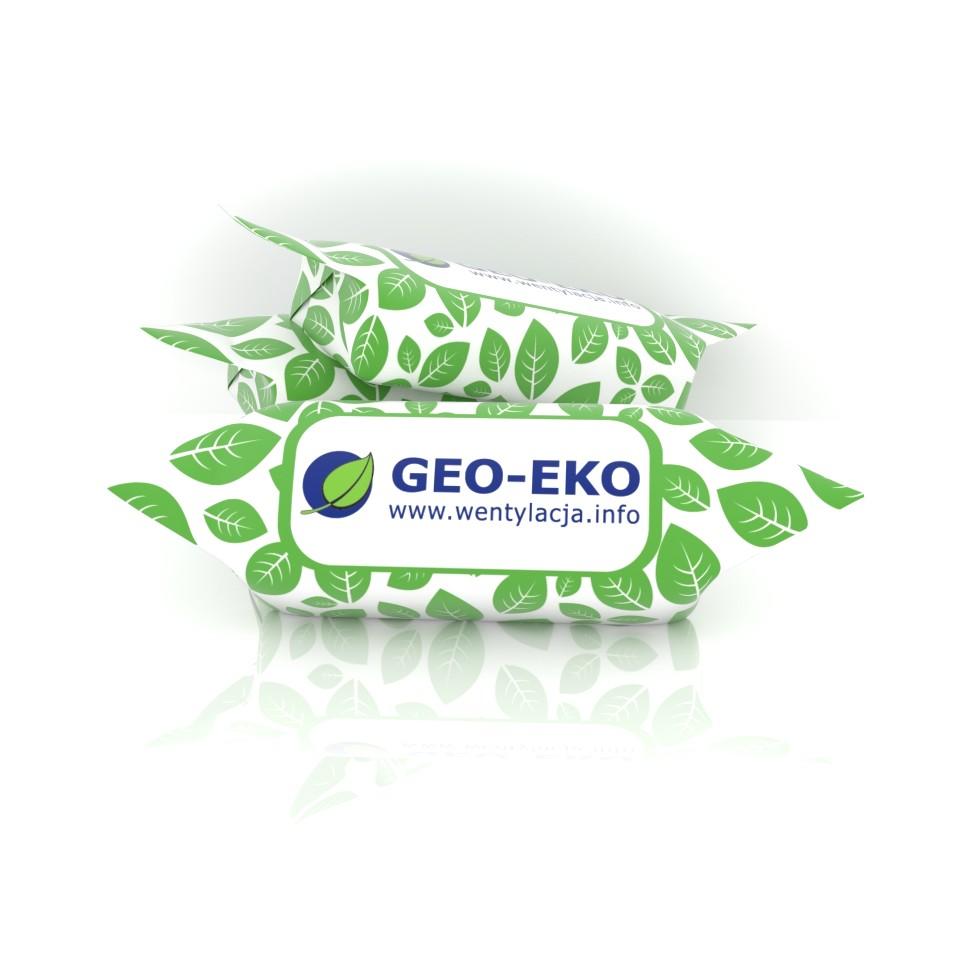 Krówki firmowe- GEO-EKO