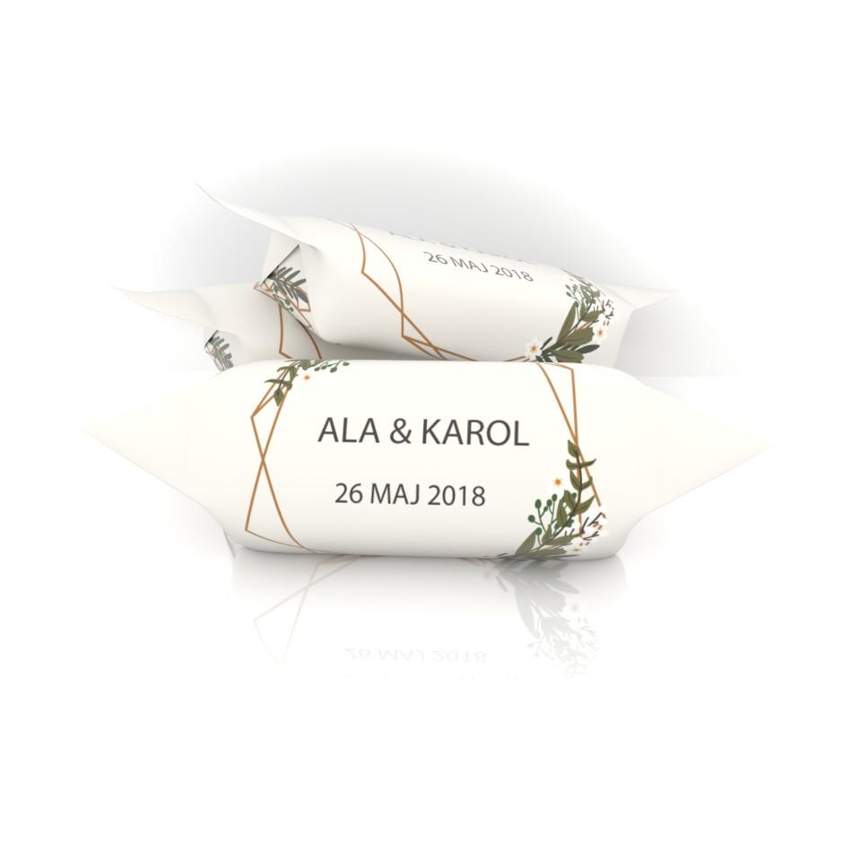 krówki ślubne ala i karol